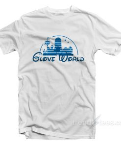 Glove World Spongebob Squarepants T-Shirt
