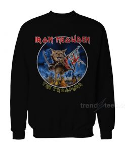 Iron Meowden The Troopurr Sweatshirt