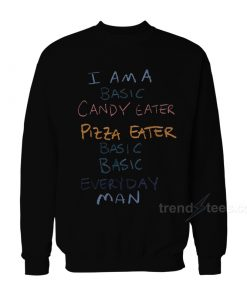 Kevin Owens I Am A Basic Candy Eater Sweatshirt
