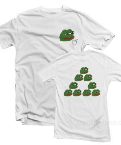 Pepe Is Sad T-Shirt