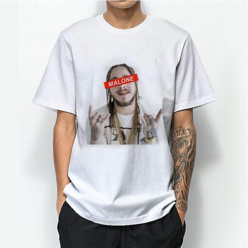 Post Malone Rap Hip Hop T-Shirt