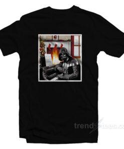 STAR WARS Darth Vader Christmas T-Shirt