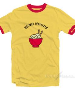 Nineties Baby Ringer Shirt