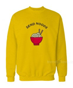 Send Noods Sweatshirt