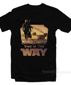 Star Wars The Mandalorian This Is The Way 247x296 - HOME 2
