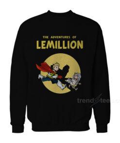 The Adventures Of Le Million Sweatshirt