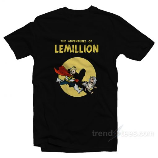The Adventures Of Le Million T-Shirt