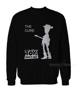 The Cure Toys Don't Cry Sweatshirt
