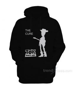 The Cure Toys Don't Cry Hoodie