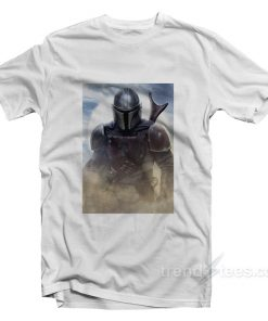 The Mandalorian Warrior T-Shirt