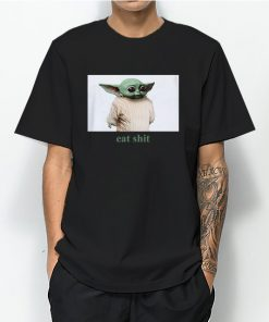 eat shit Baby Yoda Chris Evans Knives Out 247x296 - HOME 2