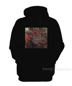 Lovable Not Touchable Hoodie