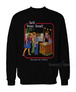 Sell Your Soul Sweater