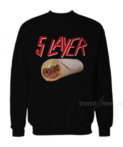 5 Layer Buritto Sweatshirt