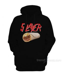 5 Layer Buritto Hoodie