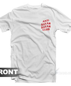 Anti Satan Club T-Shirt