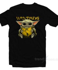 Baby Yoda WUTANG Clan T-Shirt
