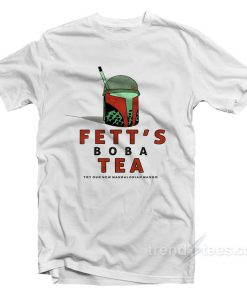 Fett's Boba Tea T-Shirt