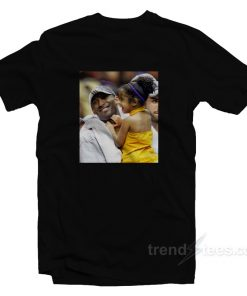Girl Dad Kobe Gigi T-Shirt