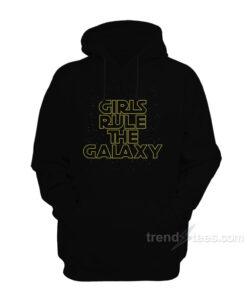 Girls Rule The Galaxy Hoodie
