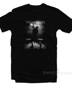 Niall Horan Black T-Shirt