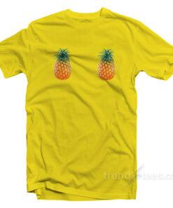 Pineapple Boobs T-Shirt