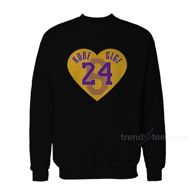 Others 2020 Kobe-Bryant Number 24 Mens Hooded Hoodie Kobe-Bryant Long Sleeve Pullover Sweatshirt