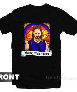 Seth Rollins Monday Night Messiah frnt 247x296 - HOME 2
