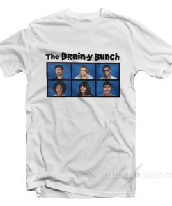 The Brainy Bunch - The Good Place T-Shirt