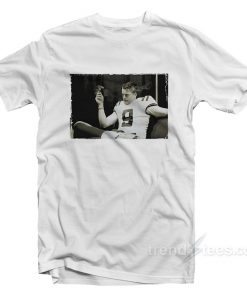 The Joe Burrow Cigar Smoking T-Shirt