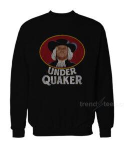 Under Quaker Sweatshirt