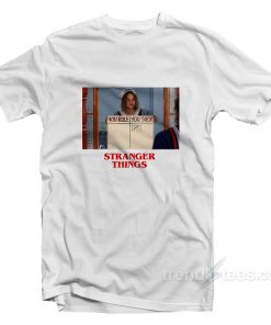 You Rule You Suck Stranger Things T-Shirt