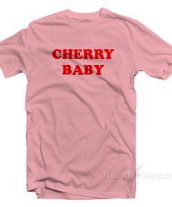 Cute Cherry Baby T-Shirt