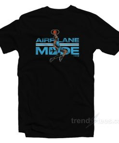 Derrick Jones Jr. Airplane Mode T-Shirt