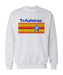 Houston TrAshtros Star Sweatshirt