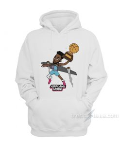 Meyers Leonard Dunk Champion Airplane Mode Hoodie