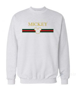 Mickey Mouse GC Parody Sweatshirt