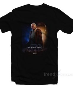 The Rise Of Sanders Star Wars Parody T-Shirt