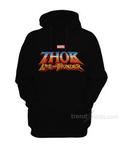 Thor Love and Thunder Hoodie