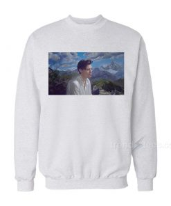 Harry Styles The Savviest Man Sweatshirt