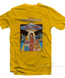 Alien Abduction Club T-Shirt