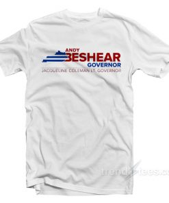 Andy BeShear Governor 2020 T-Shirt