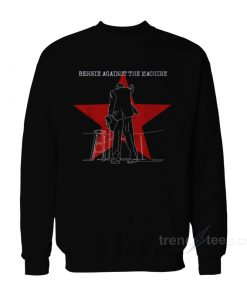 Bernie Aganinst The Machine Sweatshirt