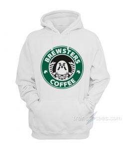 Brewsters Coffee - Animal Crossing Hoodie
