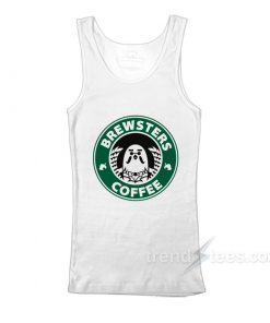 Brewsters Coffee - Animal Crossing Tank Top