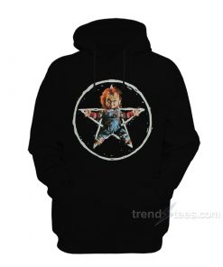 CHUCKY Child's Play Pentagram Hoodie
