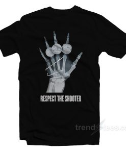 Damion Lee Respect The Shooter X-Ray T-Shirt