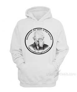 Dr Fauci Facepalm Felt Around The World Hoodie
