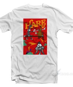 Hare Hit This Bugs Bunny T-Shirt