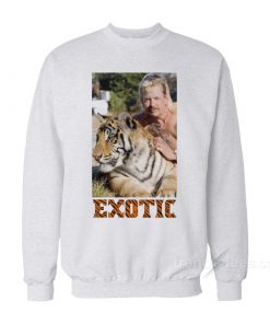 Joe Exotic Tiger Sweatshirt